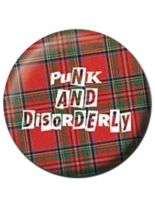 2 Button Punk and Disorderly