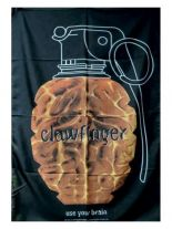 Clawfinger Poster Fahne